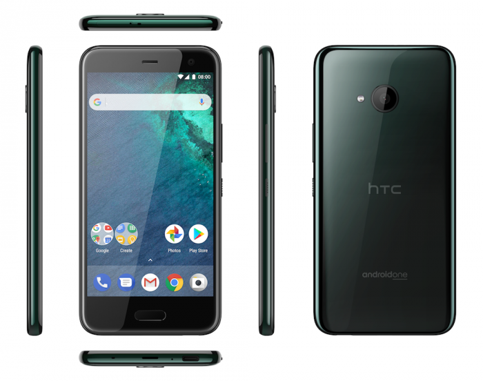 HTC U11 life 6V BrilliantBlack17Oct13