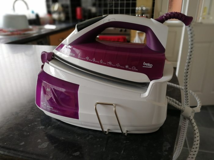 Beko SGA7126P Steam Generator Iron   Review
