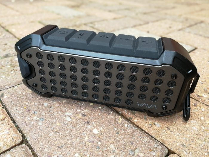 VAVA VOOM 23 Outdoor Rugged Bluetooth Speaker   Review