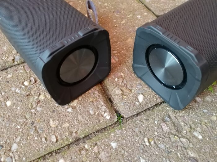 AOSM Dual Stereo Bluetooth Speakers   Review