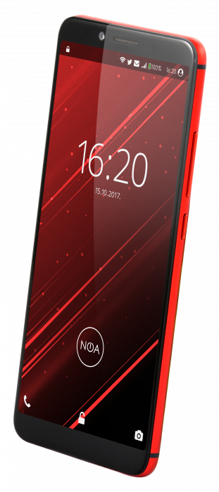 NOA N8 Packs a 5,000 mAh battery and almost 6 18:9 screen