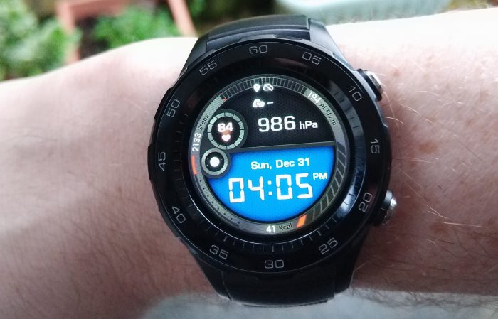 Huawei Watch 2 (4G)   Review