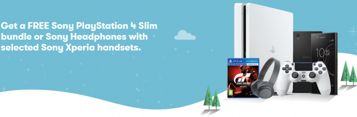 Get a free PS4 for Christmas!