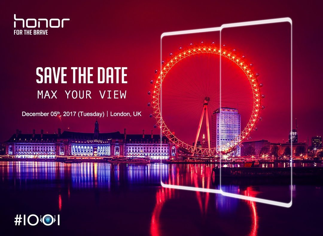Honor have got something to unveil...