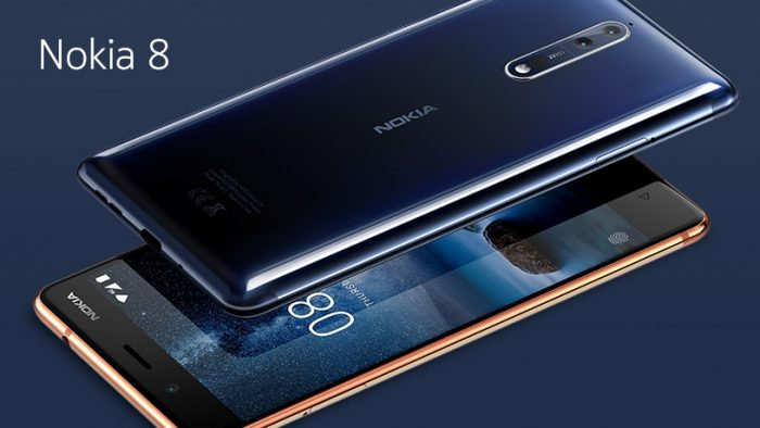 Its (nearly) Christmas! Get yourself a Nokia 8!