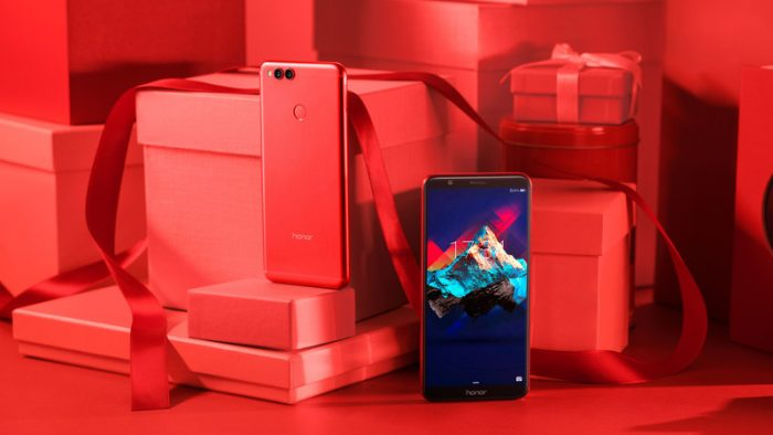 Honor 7X RED 1