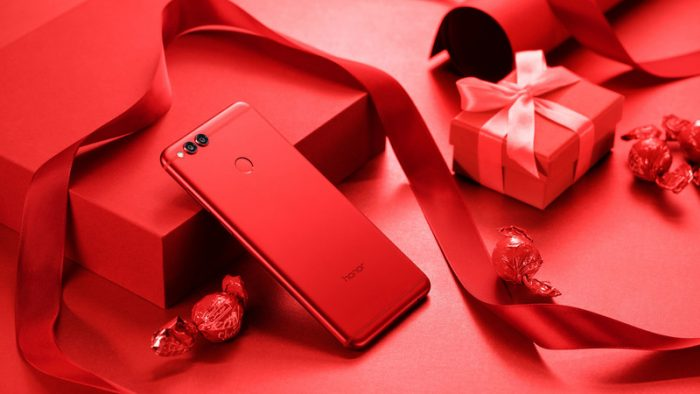 Honor 7X RED 3