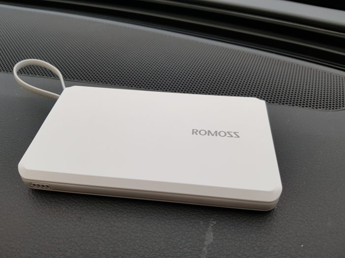 Romoss Qseries 05 Power Bank   Review