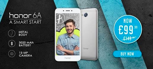 Honor Flash Sale. Be quick!
