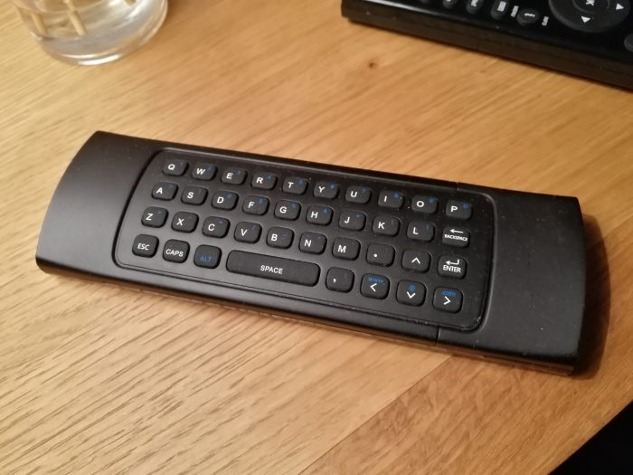 EBox T8 V TV box   Review