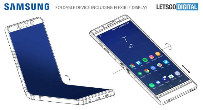The advent of the folding smartphone