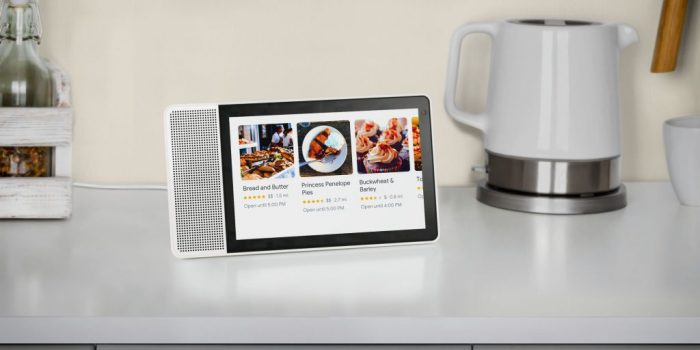 lenovo smart display 1