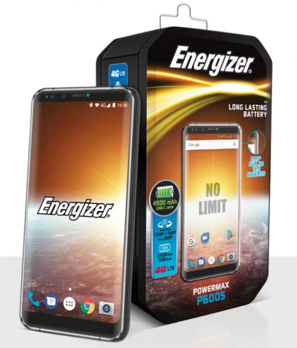 Battery problems, what battery problems? Meet the new Energizer POWER MAX P600S