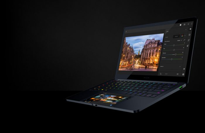 CES 2018   Razer unveil Project Linda, and I love it...