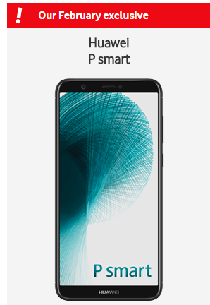Huawei P smart gets announced