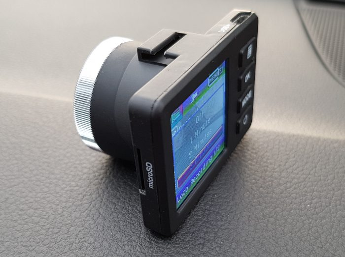 Conbrov Mini Dashcam   Example footage