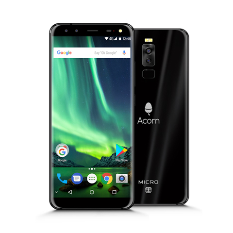 Acorn Micro Phone C5 Android Smartphone Front 1