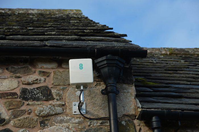 EE launch a rural broadband fixer