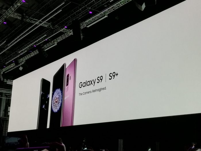 #MWC18   #ThreeUK confirm that they will range the Samsung Galaxy S9 & S9+ and will include free Netflix