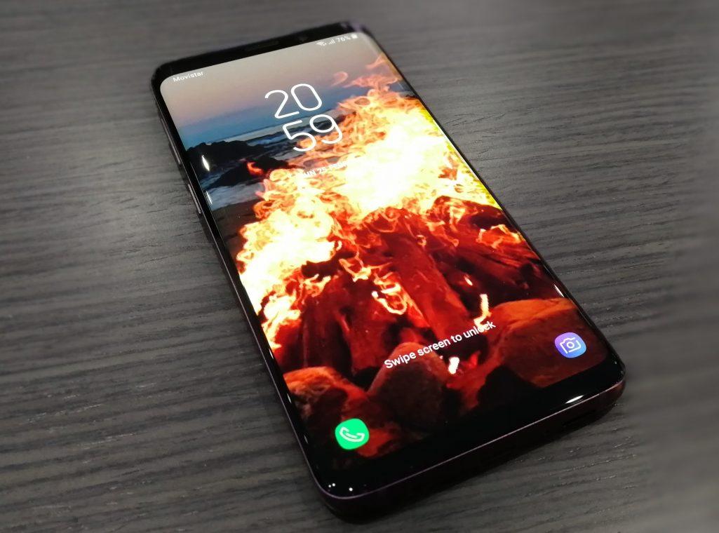 It's Samsung Galaxy S9 day!