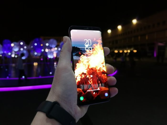 #MWC18   The key Samsung Galaxy S9 features