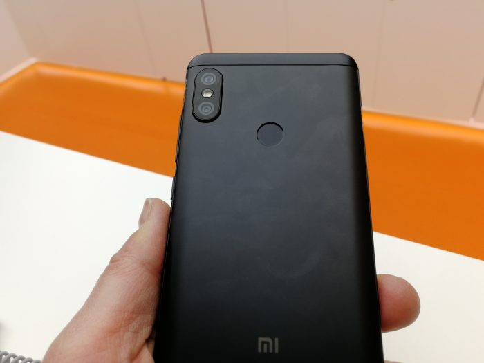 #MWC18   Hands on with the Xiaomi Redmi Note 5 Pro