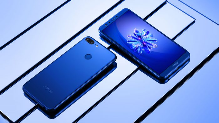 Official. The Honor 9 Lite.