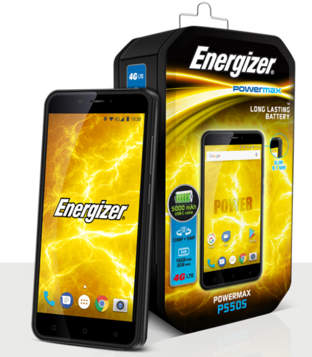 Meet the Energizer Hardcase H550S