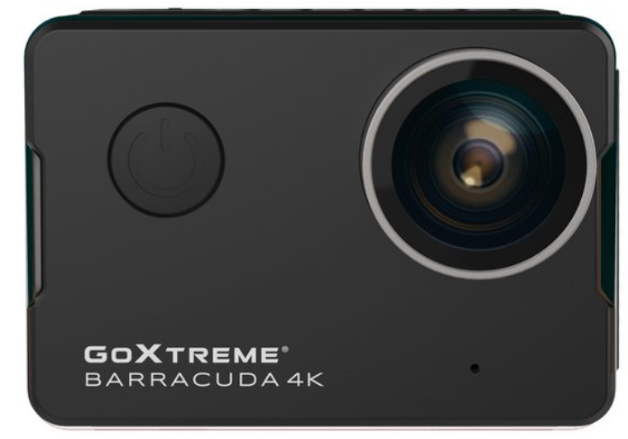 GoXtreme Introduces the 'Barracuda 4K' Ultra HD Waterproof Action Cam