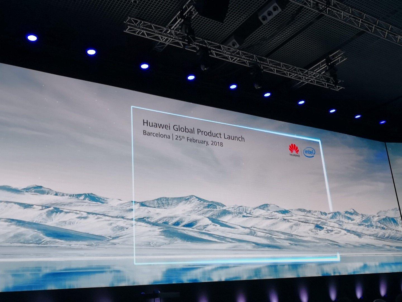 #MWC2018 Huawei live blog