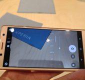 #MWC18 Sony release their new Xperia XZ2 range