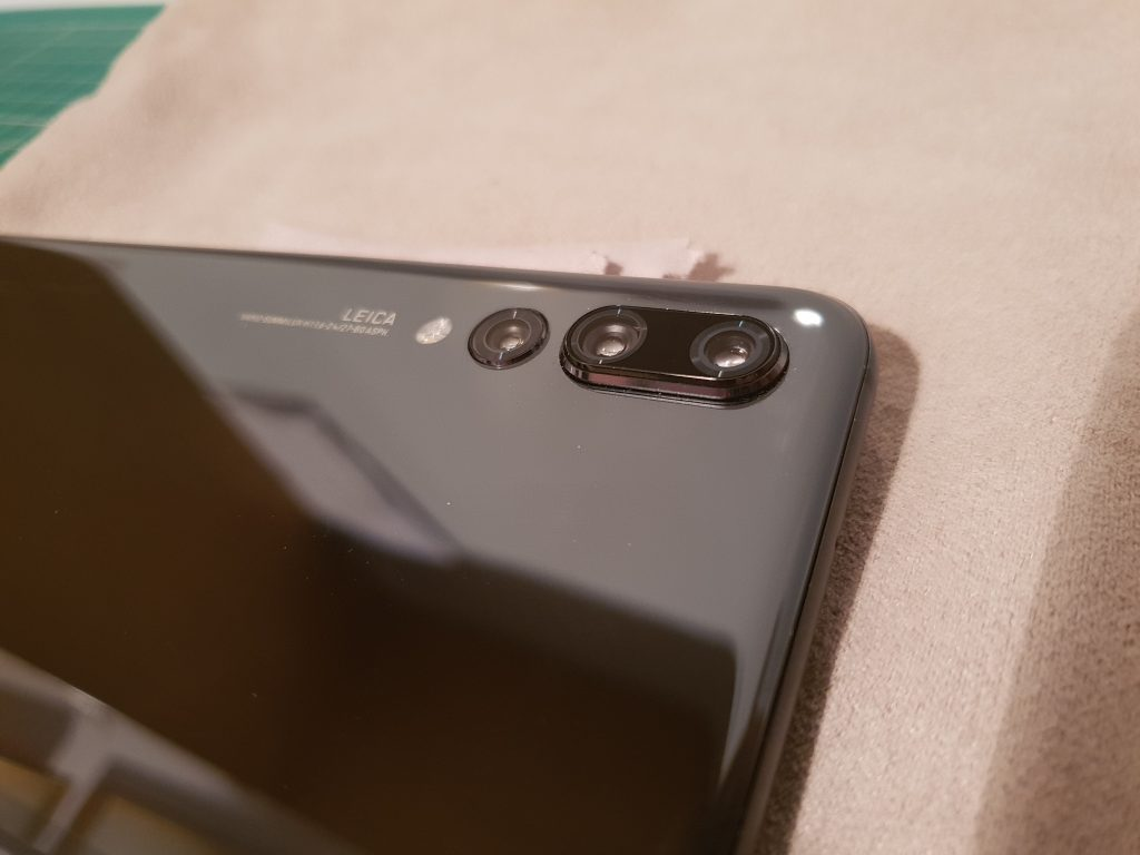 Huawei P20 Pro. First thoughts and unboxing