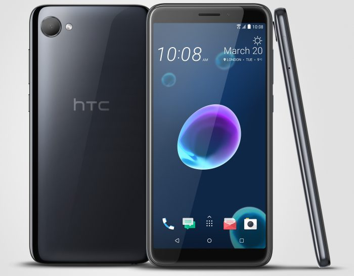 HTC Desire 12 and HTC Desire 12+ Announced