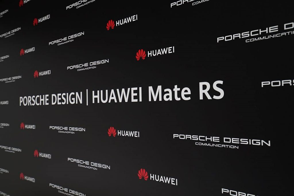 Huawei Porsche Design Mate RS   now available for preorder.