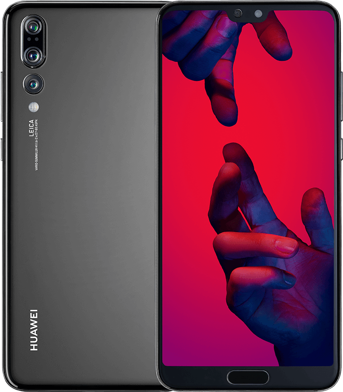 Three to range Huawei P20 and P20 Pro
