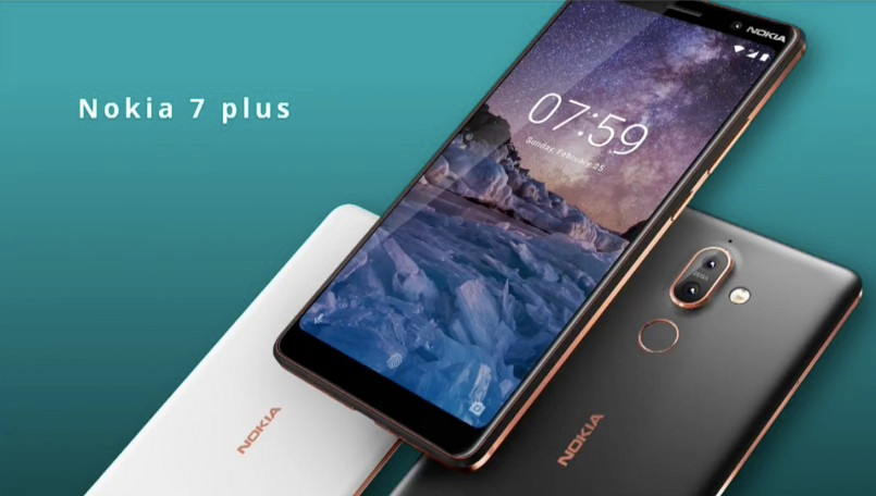 Nokia announce 7 Plus availability