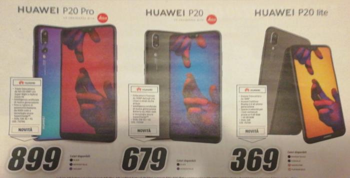 OK, we promise this is definitely the last Huawei P20 leak