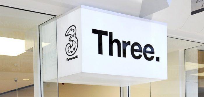 Three UK hit 10 million customer mark