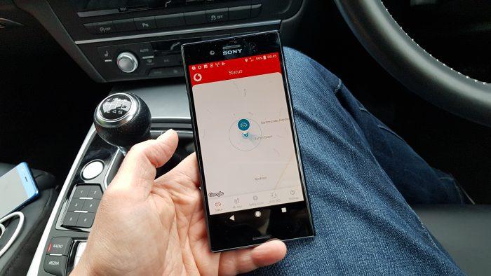 V Auto by Vodafone   Review