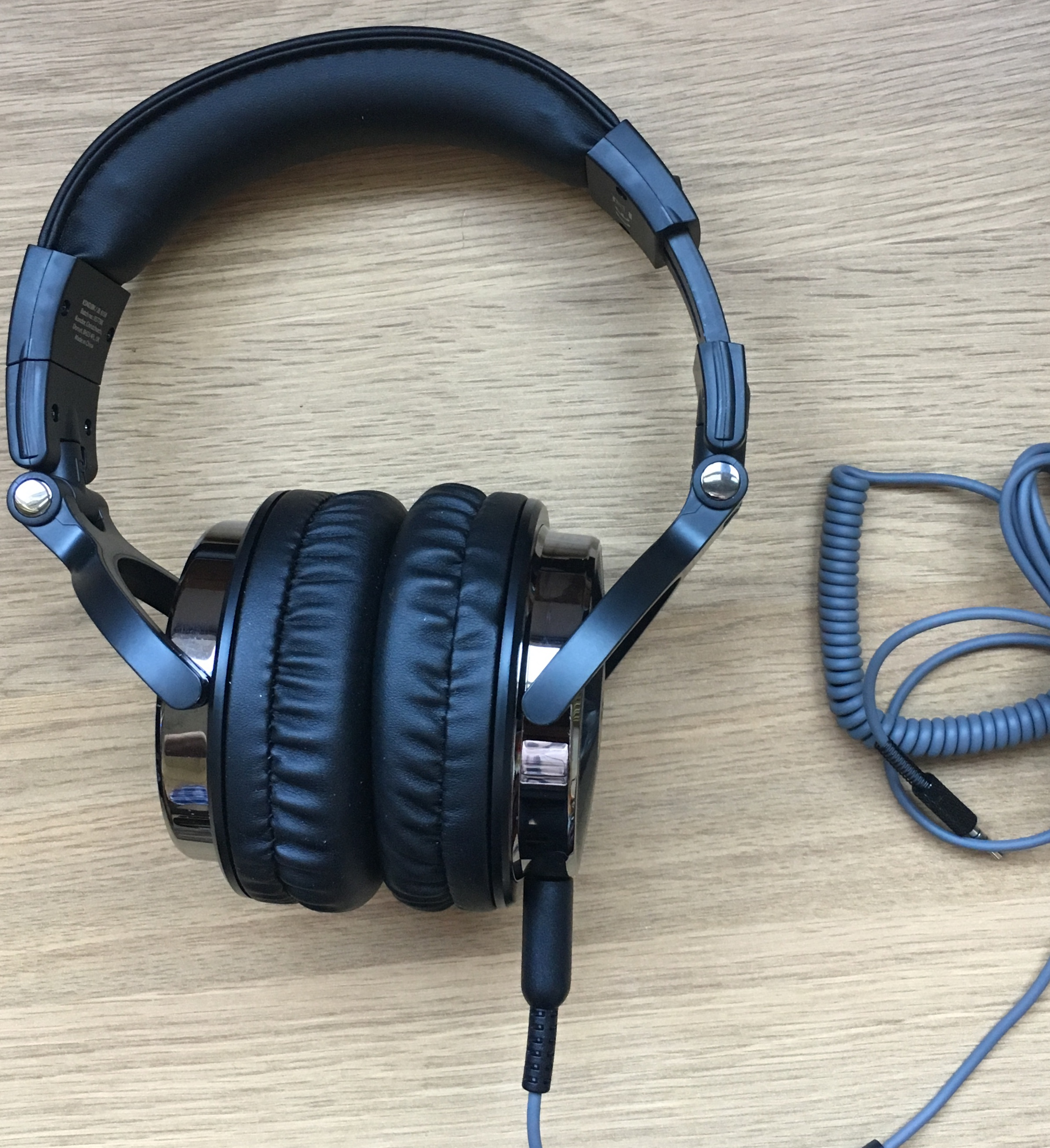 c65ffa54caf KitSound DJ 2 Wired Headphones - Review - Coolsmartphone