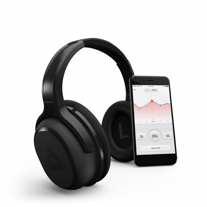 A 01 Headphones with App   Audeara