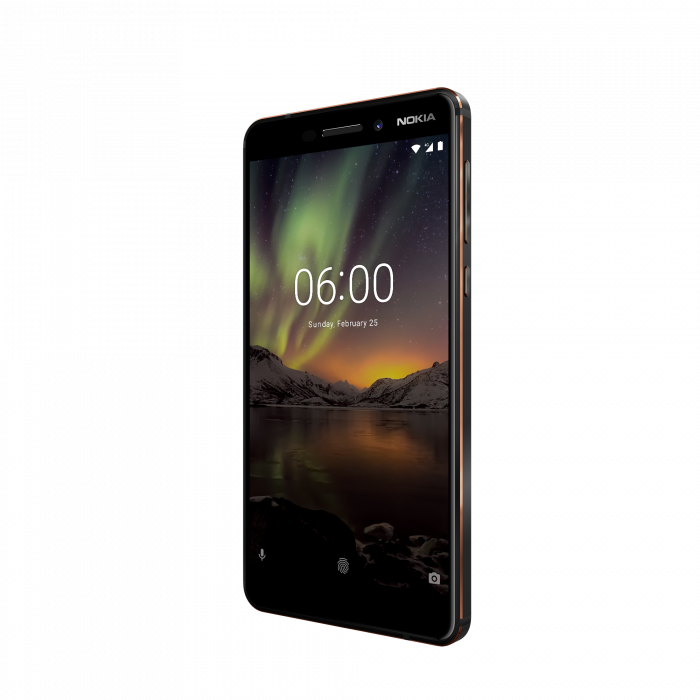 New Nokia 6 BlackCopper 2