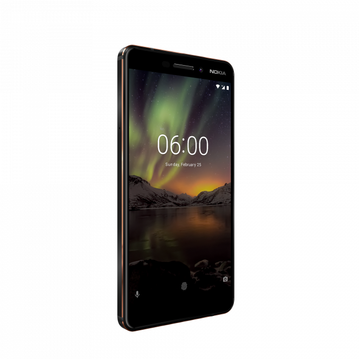 New Nokia 6   BlackCopper