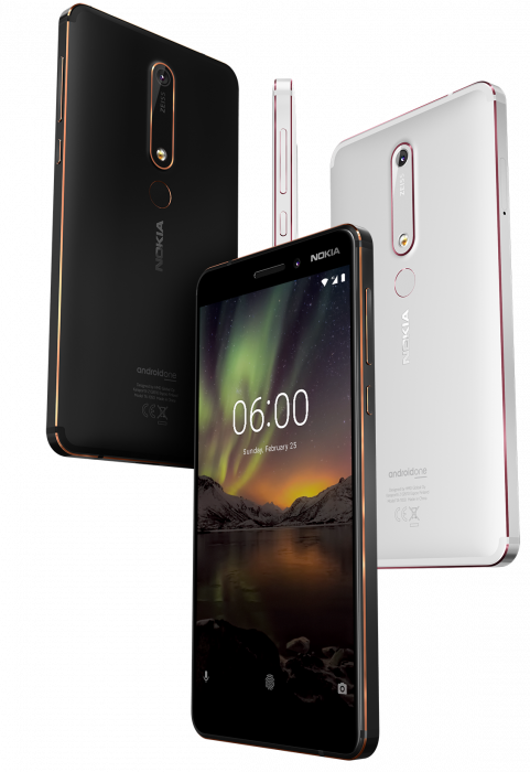 Nokia 6 available to buy from tomorrow