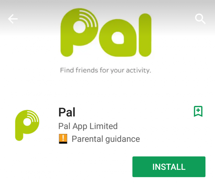 Pal   A new way to make and find friends around you