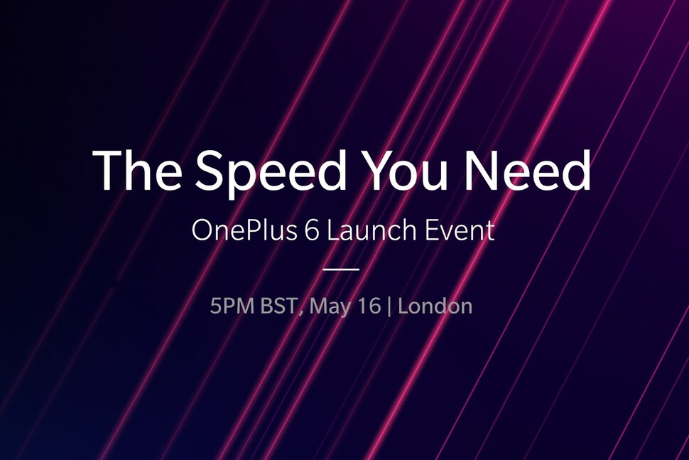 OnePlus 6 launching 16th May