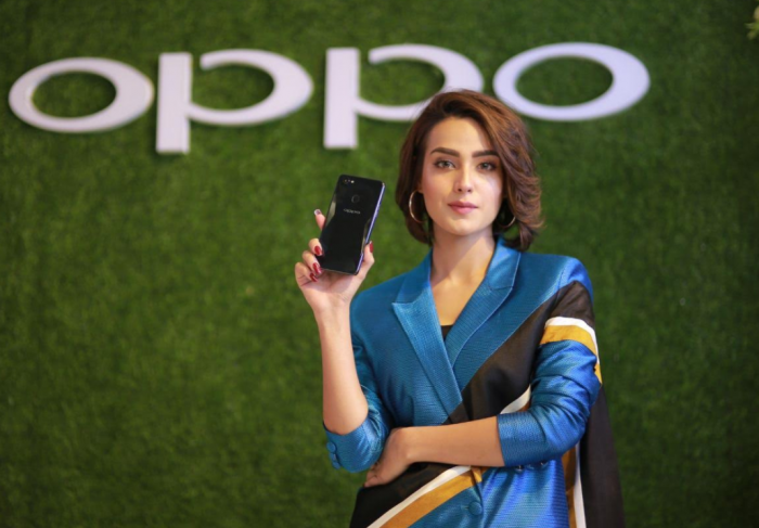 Oppo F7   The launch