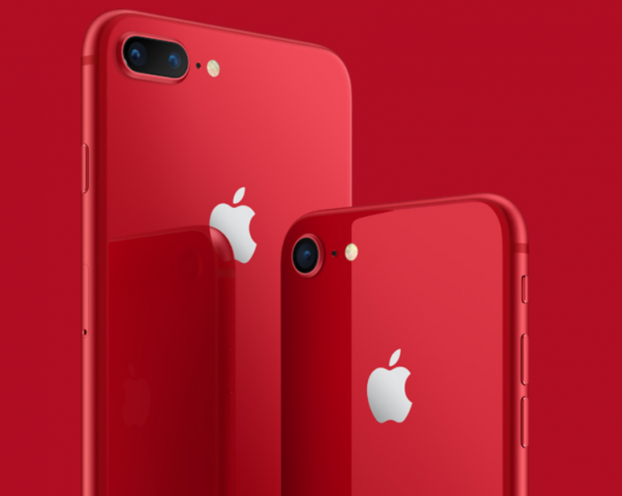 Want the iPhone 8 or 8 Plus in red? Heres where to get it!