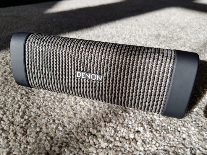 Denon Envaya DSB 50BT Bluetooth Speaker   Review