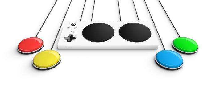 Xbox Adaptive Controller Announcement